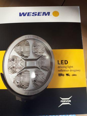 Halogen Dalekosiężny Drogowy LED . LUM1.50800.01 WESEM , 550 met.