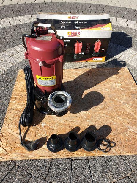 Pompa do szamba brudnej wody rozdrabniacz