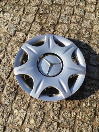 4 tampões Mercedes jante 5