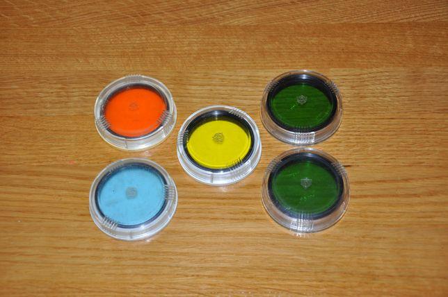 Светофильтры жз - 2  49 х 0.75. 5 шт.
