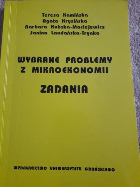 Wybrane problemy z Mikroekonomii