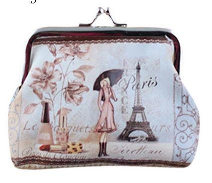 Portfel portmonetka torebeczka saszetka na klucze monety i inne gadżet