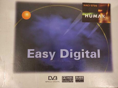 Recetor Satelite HUMAX NACI 5700 -