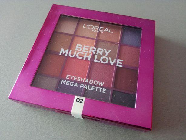 Paletka cieni do oczu L'Oreal Paris Berry Much Love