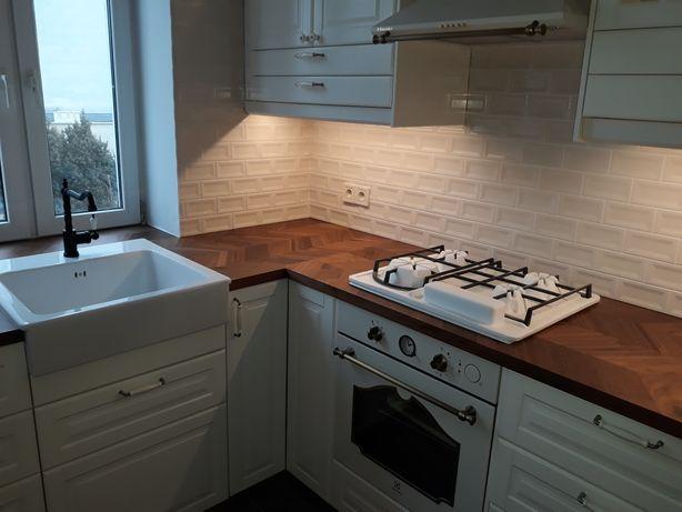 Montaż kuchni mebli IKEA, LEROY, CASTORAMA. Usługi stolarskie.