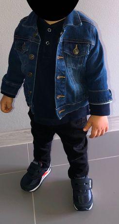 Kurtka jeans dżinsowa chłopiec/ dziewczynka