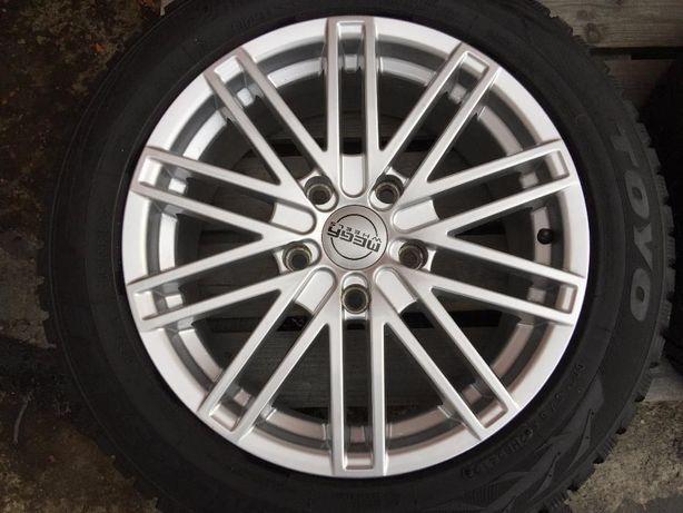 Koła opony zimowe 205/55/16 felgi aluminiowe BMW INSIGNIA 5x120 16''