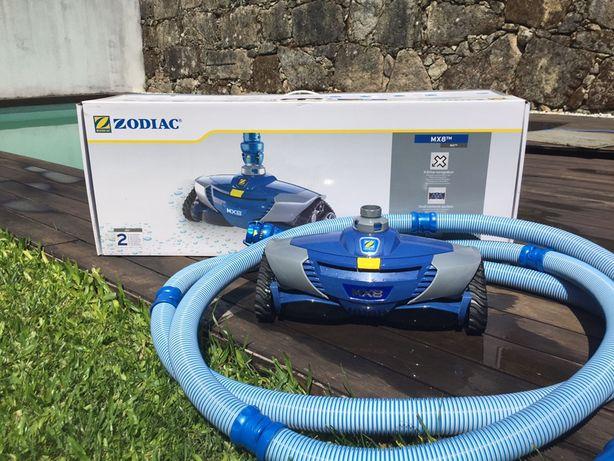 Robot limpeza piscina MX8 Zodiac