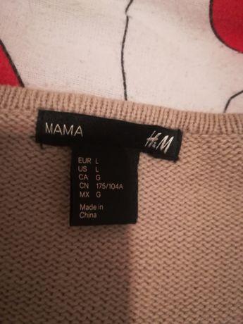Sweter ciążowy H&M rozmiar L