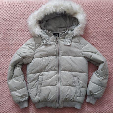 New Look kurtka pikowana dla dziewczynki 146cm