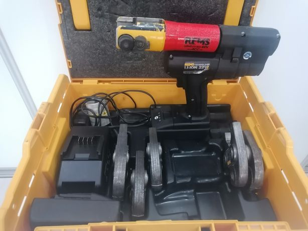 REMS Mini-Press ACC 22V +5X V szczeki 2xaku22v