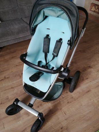 Wózek Quinny Buzz Xtra 2w1 spacerówka i gondola + gratis