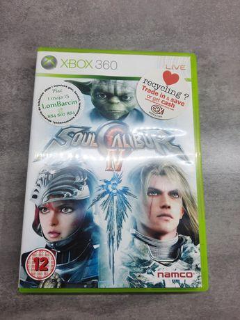 Xbox 360 Soul Alibur IV
