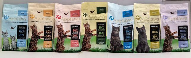 Ração Applaws para gatos