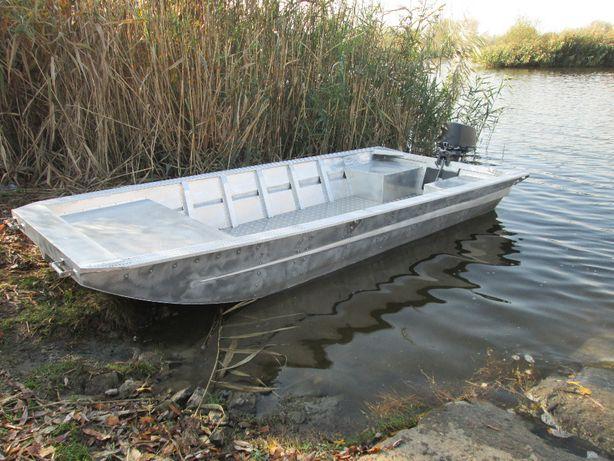 łódka wędkarska aluminiowa motorówka jacht łódz motorowa