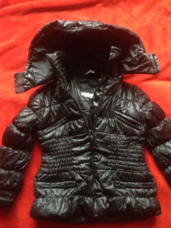 Детская тёплая куртка, демисезонная, термокуртка Puledro