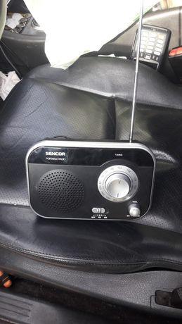 RADIO SENCOR 220V lub baterie