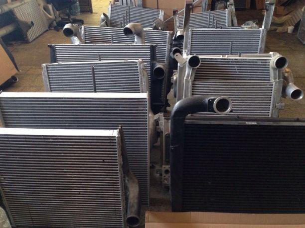 Ремонт радиаторов, алюминиевых, медных, съём установка, диагностика