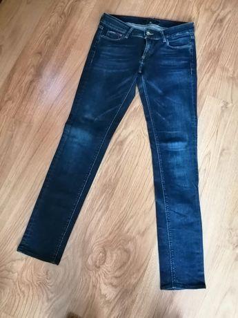 Spodnie dżinsowe damskie TOMMY HILFIGER.