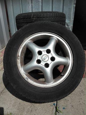Felgi aluminiowe Opel Vectra B koła