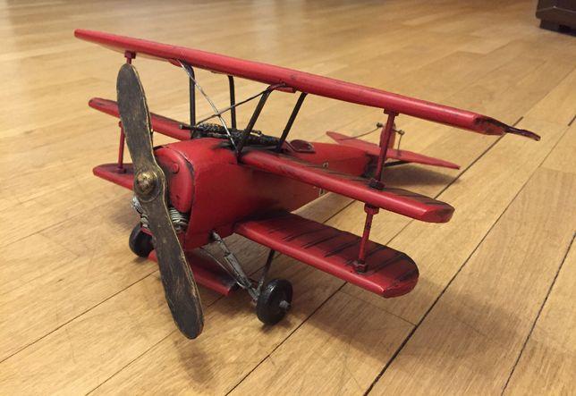 Коллекционная модель самолета Antique Jayland