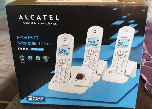 Zestaw telefonów stacjonarnych Alcatel