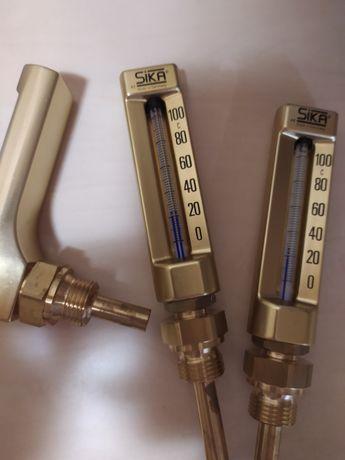Индустриальный датчик температуры sika