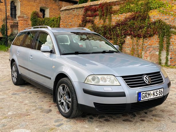 Volkswagen Passat B5 1.8T *niemcy* *lift* *xenon*