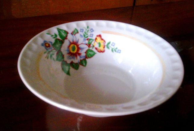 Фарфоровые тарелки/салатники. Советские