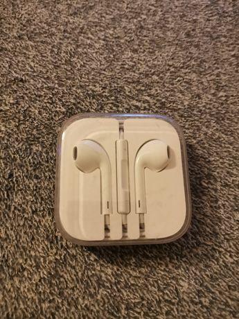 Słuchawki iphone Apple earpods jack 3.5mm