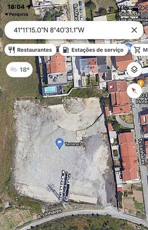 Terreno Matosinhos para Alugar 7500m2
