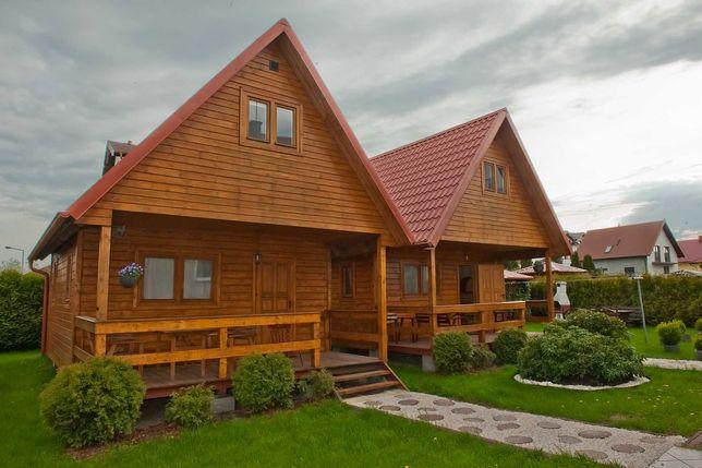 Władysławowo-domki drewniane lato sezon 2021 r. OD 19 CZERWCA !