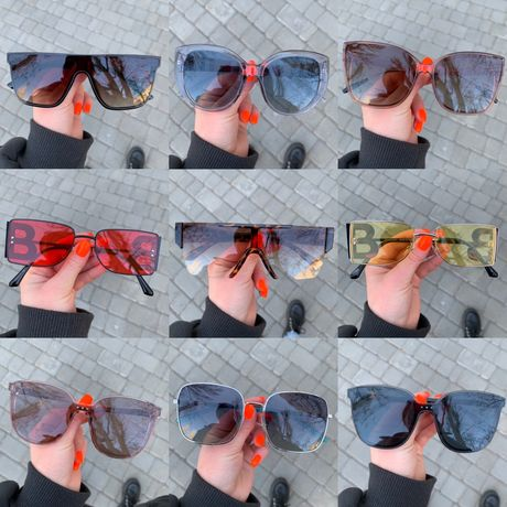 АКЦИЯ 1+1=3 ! Очки женские солнцезащитные Burberry