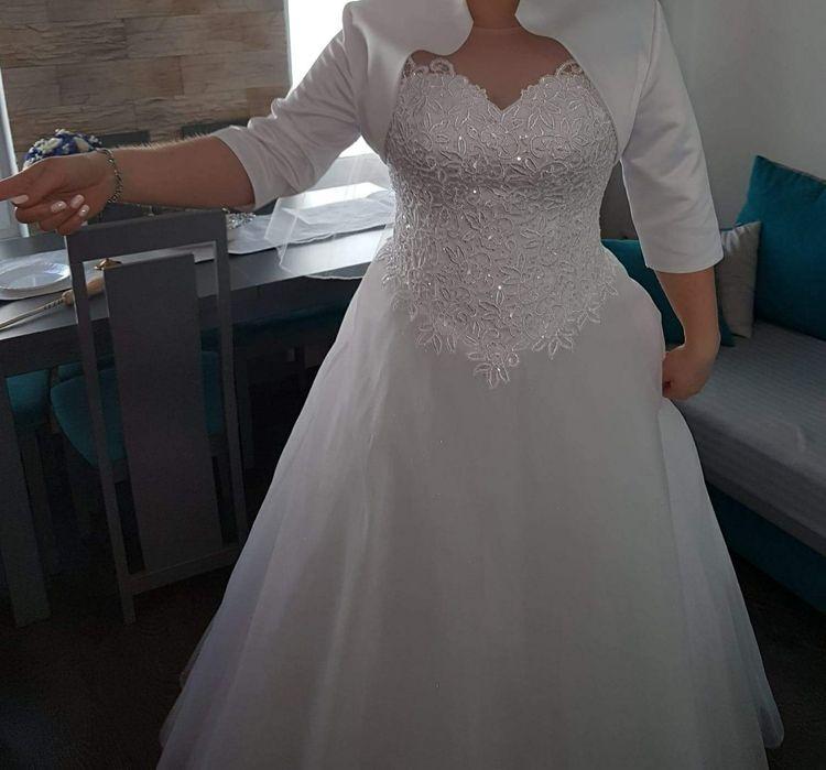 Sprzedam suknie ślubną Tczew - image 1