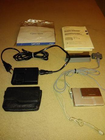 Aparat fotograficzny Sony Cybershot DSC T7