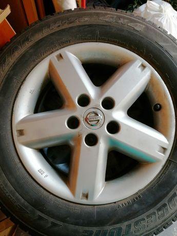 Nissan X-Trail Alufelgi 16 cali letnie 4x4
