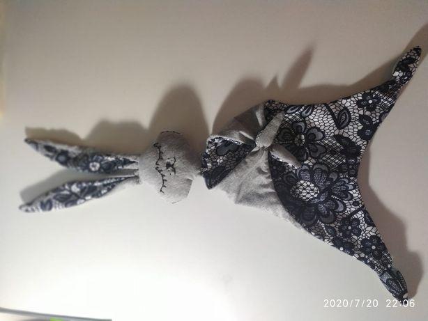 Комфортер сплюшка Зайка Ручная робота