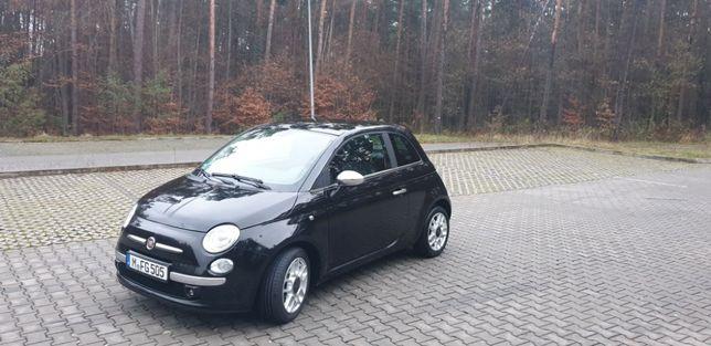 ** Fiat 500 1.4 100hP 6 biegów otwierany solar dach *** Wersja Sport *
