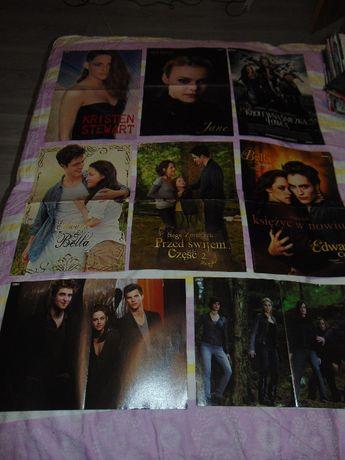 Zmierzch i aktorzy plakaty