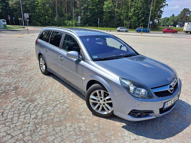 Opel Vectra C kombi bogate wyposażenie