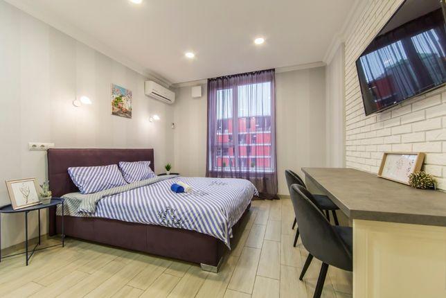Однокомнатная VIP Smart квартира в ЖК Комфорт таун