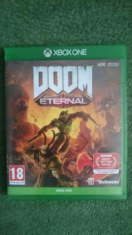 Gra na xbox one Doom Eternal z dubbingiem Pl