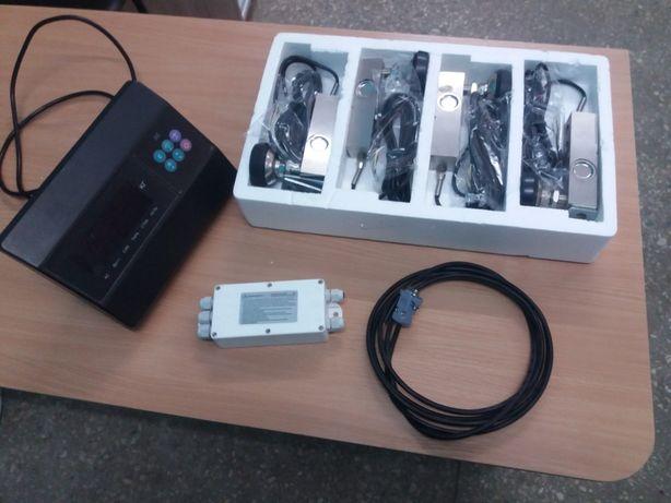 Электроника( тензодатчики )для платформенных весов, весов для животных