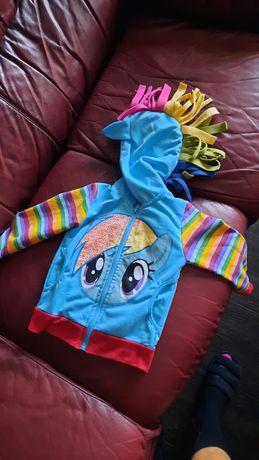 Продам кофточку little pony 92-98