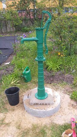 Studnie wiercone / domowe / ogrodowe /działkowe / woda za darmo