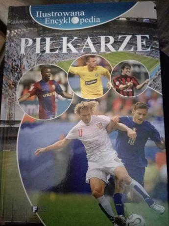 Książka  Piłkarze
