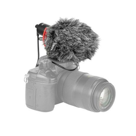 Microfone Boya MM1+ - Gopro, Nikon, Canon - Novo - Portes Grátis