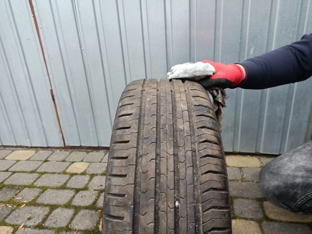 OPONA Continental ContiEcoContact 5 195/55R16 87 H
