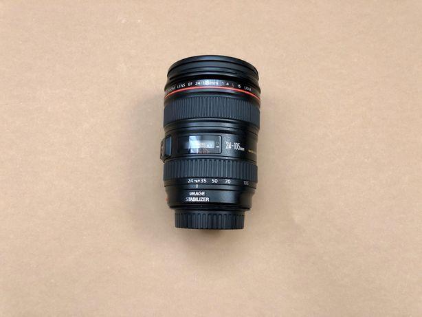 Canon EF Lens 24-105mm f/4L USM. Как новый.