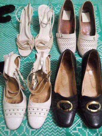 Взуття жіноче 35-36 розміру. Безкоштовно